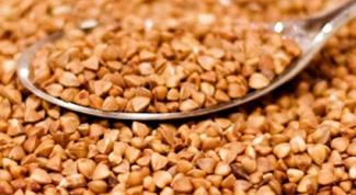 Чистка печени с помощью гречки и масла