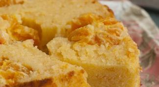 Цитрусовый пирог