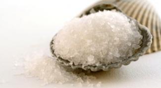 Маски для волос от перхоти с солью