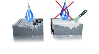 Проникающая гидроизоляция: виды, материалы