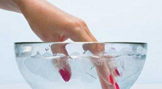 Домашние рецепты по укреплению ногтей