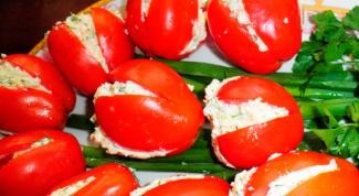 """Как приготовить салат """"Тюльпаны"""""""