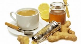 Как похудеть с применением имбиря