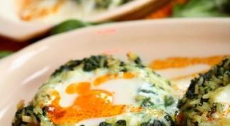 Рис со шпинатом и фетой по‑гречески