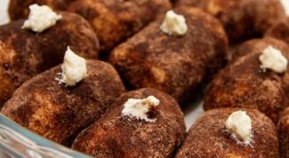"""Как сделать пирожное """"Картошка"""" из печенья"""