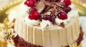 Как испечь торт «8 марта»