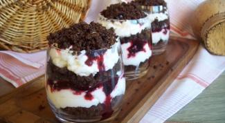 Как приготовить сладкий десерт из черствого ржаного хлеба
