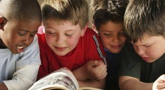 Как начать знакомство с детьми в классе