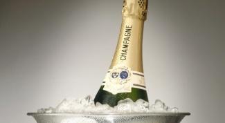 Как пить шампанское