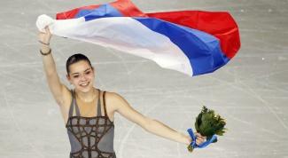 Первая Олимпийская золотая медаль в женском фигурном катании