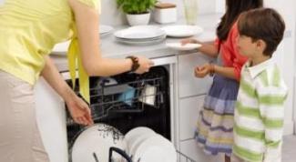 Подарок к 8 марта - посудомоечная машина