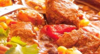 Как сделать бефстроганов из говядины
