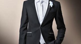 Выбор одежды для жениха на свадьбу