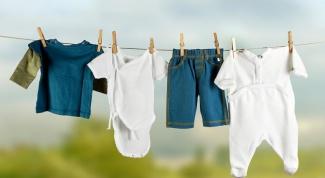 Как быстро высушить мокрую одежду