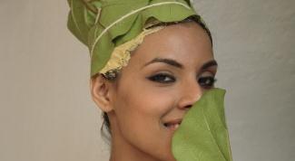 Натуральные маски для поврежденных волос