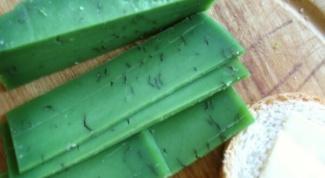 Что такое зеленый сыр