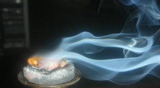 What makes a Church incense