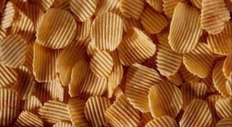Чем вредны чипсы