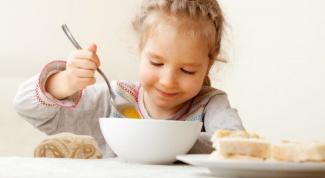 Что приготовить на первое детям