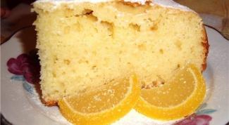 Recipe Manne cake