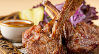 What are the recipes of marinade for lamb
