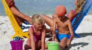 Где можно отдохнуть на море в январе с ребенком