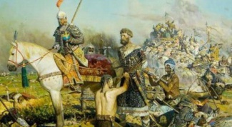 The history of the formation of the Golden Horde
