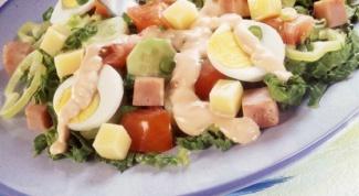 Какой можно сделать салат быстро и вкусно