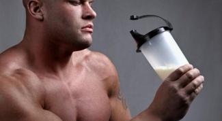 Как пить протеин правильно