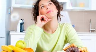 Как не сорваться во время диеты