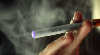 Is there any harm from electronic cigarettes and what?