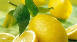 Чем полезен лимон для лица