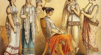 Чем отличалась одежда древних римлян от одежды древних греков