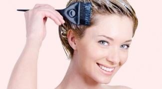 Как покрасить волосы в домашних условиях