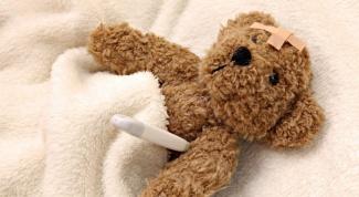 Как  можно заболеть за один день в домашних условиях