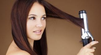 Как не испортить волосы утюжком для выпрямления