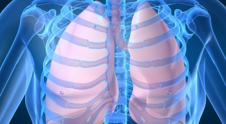 What is a cyst of the lung