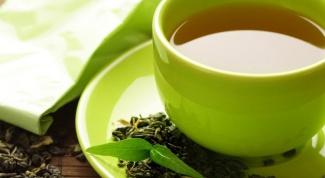 Можно ли пить зеленый чай кормящей матери