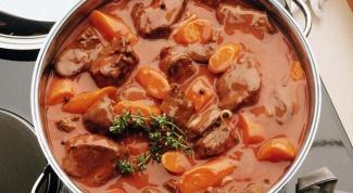 Как приготовить необычное блюдо из мяса и картошки