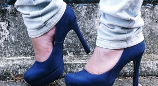 Что делать, если обувь красит ноги