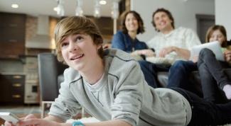Признаки переходного возраста у мальчика