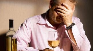 Treatment alcoholism at home