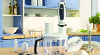 What to choose: blender or food processor