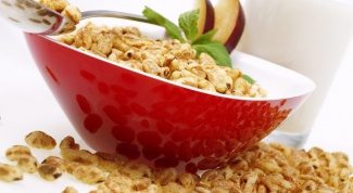 Help to lose weight flakes