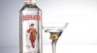 Как пить джин бифитер