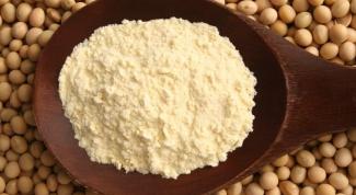 Польза и вред соевого белка
