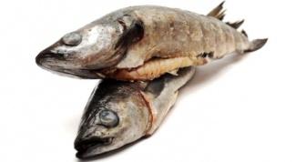 Какие есть нежирные сорта рыбы