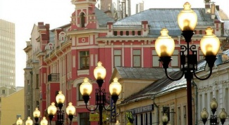 What are the most beautiful places in Moscow