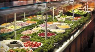 Что такое салат-бар