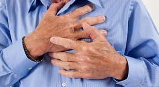 What should you do if you abruptly heart
